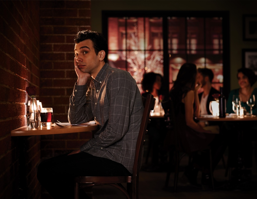 MAN SEEKING WOMAN -- ay Baruchel as Josh.CR: Matthias Clamer/FX