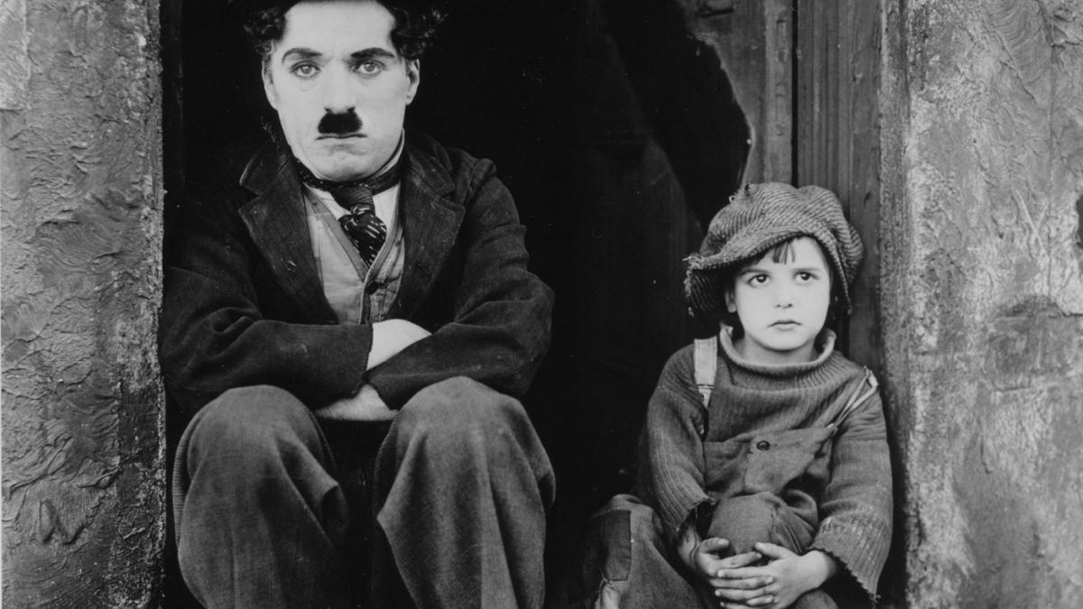Vintage: Το Χαμίνι (1921) / The Kid