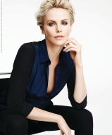 Charlize Theron for Dior campaign (2014) photo shoot by Karim Sadli
