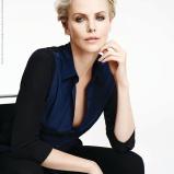 Charlize Theron for Dior campaign (2014) photo shoot by Karim Sadli