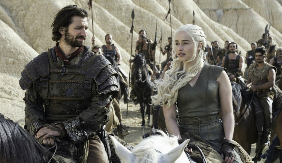 HBOs-Game-of-Thrones-Season-6-Episode-6-Blood-of-my-Blood-Daenerys-Targaryen-and-Daario