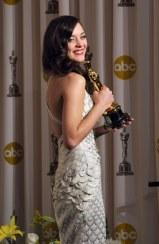 Marion Cotillard, Academy Awards 2008