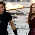 Captain America: Civil War, Jeremy Renner, Elizabeth Olsen
