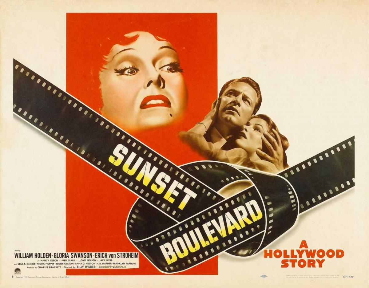 Η Λεωφόρος της Δύσης (Sunset Boulevard) - 1950