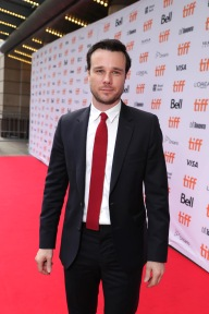 """Rupert Evans seen at Lionsgate's """"American Pastoral"""" Premiere at the 2016 International Film Festival on Friday, Sept. 9, 2016, in Toronto. (Photo by Eric Charbonneau/Invision for Lionsgate/AP Images)"""