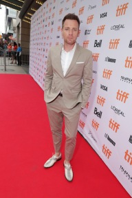 """Director Ewan McGregor seen at Lionsgate's """"American Pastoral"""" Premiere at the 2016 International Film Festival on Friday, Sept. 9, 2016, in Toronto. (Photo by Eric Charbonneau/Invision for Lionsgate/AP Images)"""