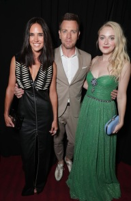 """Jennifer Connelly, Director Ewan McGregor and Dakota Fanning are seen at Lionsgate's """"American Pastoral"""" Premiere at the 2016 International Film Festival on Friday, Sept. 9, 2016, in Toronto. (Photo by Eric Charbonneau/Invision for Lionsgate/AP Images)"""