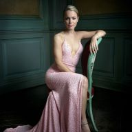 Rachel McAdams by Mark Seliger 2016 Vanity Fair Oscar Party Portrait