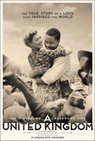 Ο David Oyelowo και η Rosamund Pike στο A United Kingdom (2016)