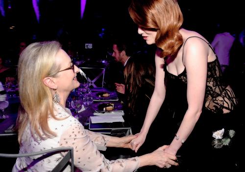 Meryl Streep και Emma Stone