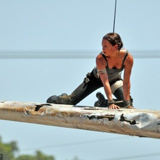 Alicia Vikander, Lara Croft 09