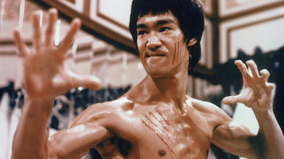 Enter The Dragon (1973) / Ο κίτρινος πράκτωρ του Χονγκ Κονγκ