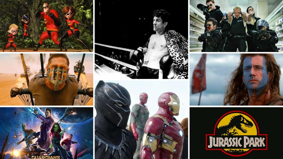Οι 100 καλύτερες ταινίες δράσης που πρέπει να δεις