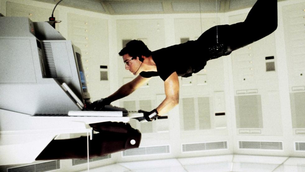 Mission Impossible (1996) / Επικίνδυνη αποστολή