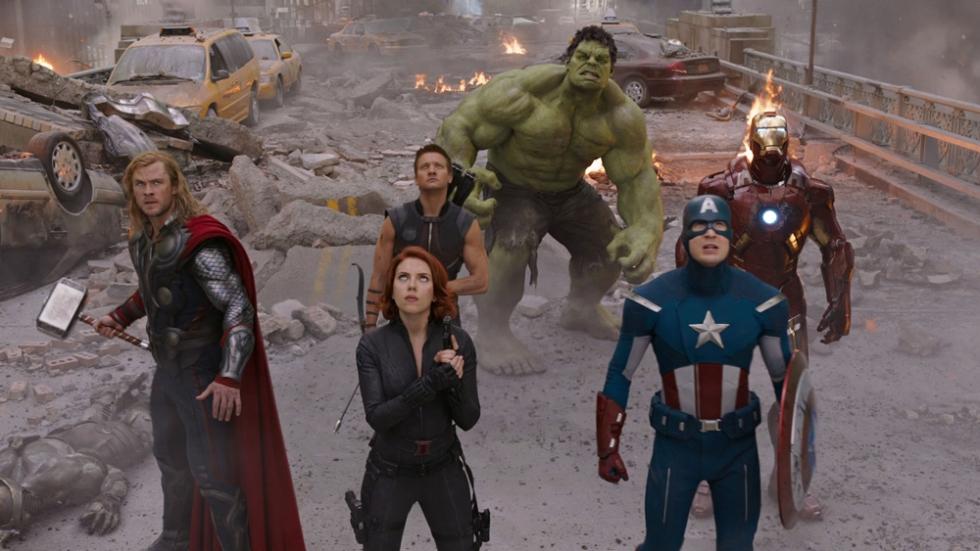 The Avengers / Οι Εκδικητές (2012)