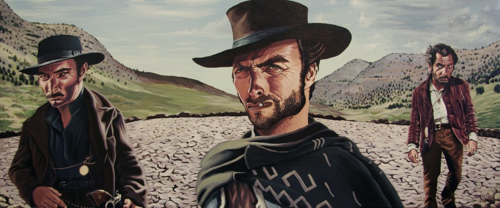The Good, The Bad And The Ugly / Ο Καλός, ο Κακός και ο Άσχημος (1966)