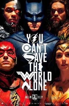 """You Can't Save The World Alone"""