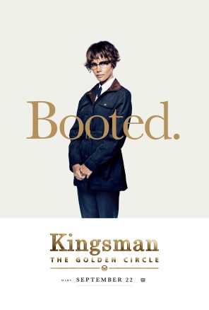 Kingsman: The Golden Circle Poster, Comic-Con 2017 Αφίσα, SDCC, Halle Berry