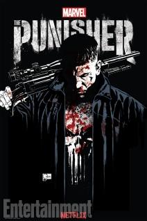 Punisher Αφίσα, Netflix, Comic Con 2017, SDCC