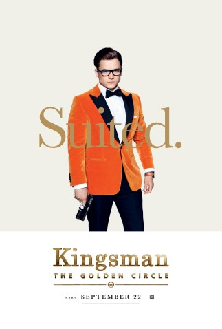 Kingsman: The Golden Circle Poster, Comic-Con 2017 Αφίσα, SDCC