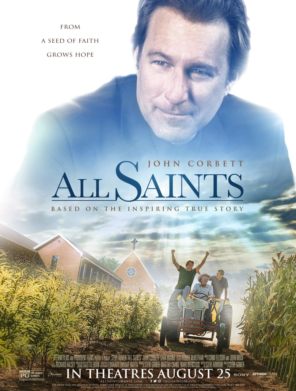 All Saints Αφίσα 2017