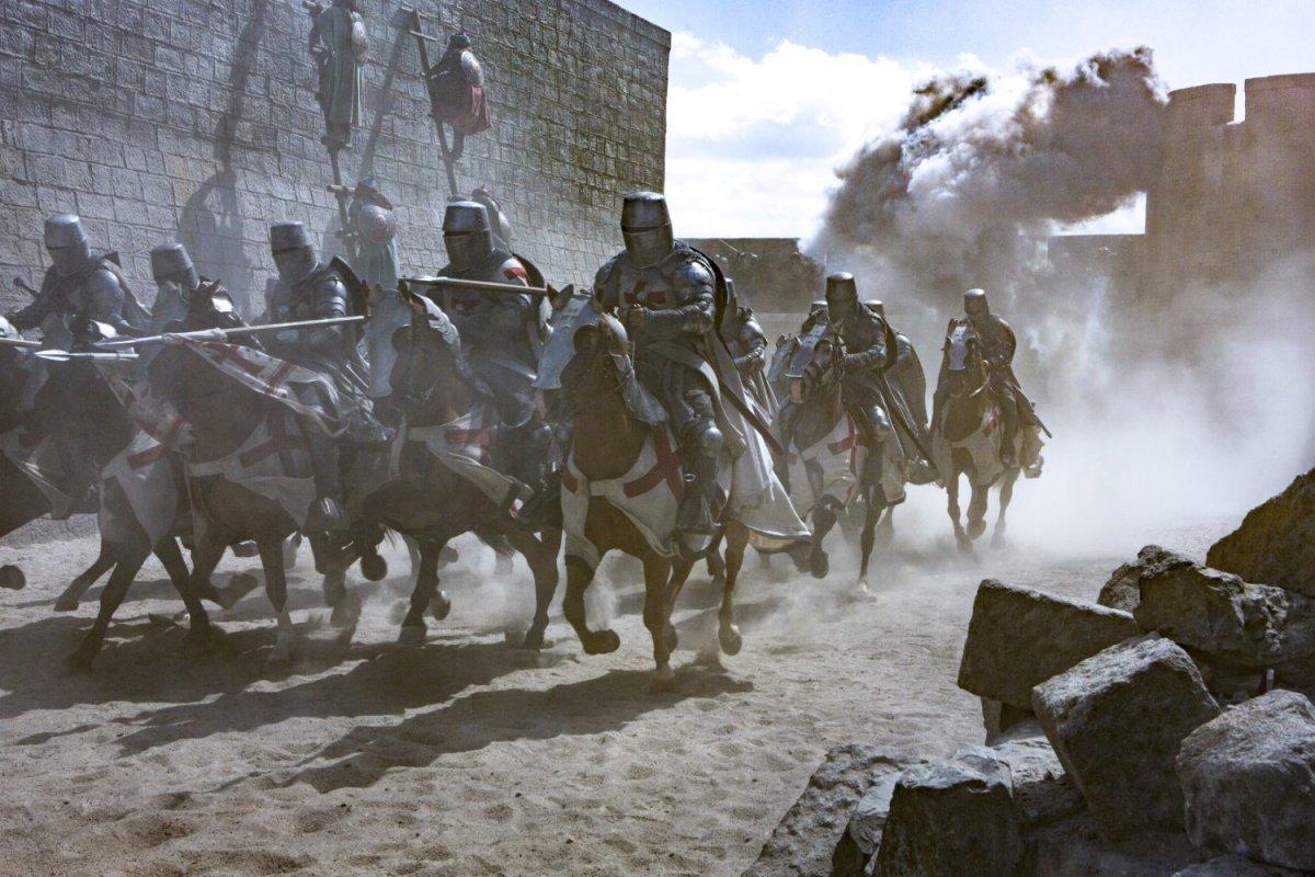 Knightfall: Μια σειρά που θα καλύψει το κενό που αφήνει το Game of Thrones
