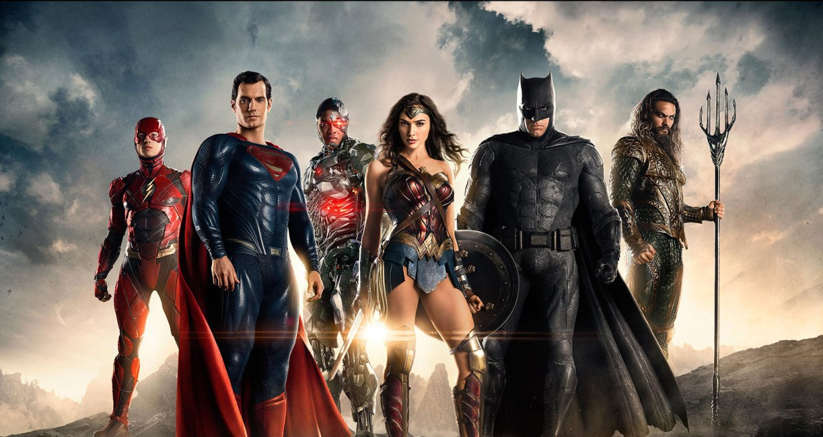 Justice League (2017) - Κριτική Ταινίας